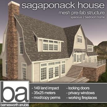 [ba] sagaponack house - packaged