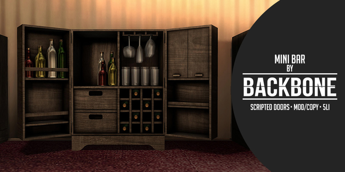 BackBone Mini Bar