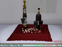 Holiday Wine Set