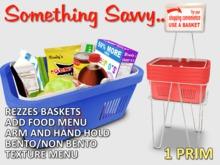 {{Something Savvy}} Shopping Basket Rezzer