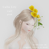 *N*CallaLily Vail ylw