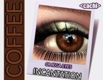 <cachi>  Incantation Eyes - Coffee