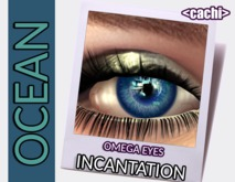 <cachi>  Incantation Eyes -  Ocean