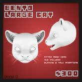 Paws B - Large Cat Head
