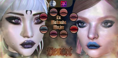 La Malvada Mujer - Desert lipstick