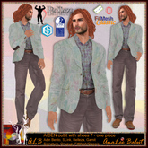 ALB AIDEN outfit 7 wearable D/G Belleza SLink Signature Adin FitMesh ...