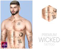 Premium - Wicked - Tattoo