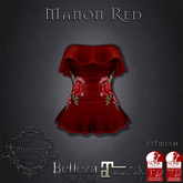 **Mistique** Manon Red (wear me and click to unpack)