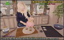 ! Whippersnappers ! - Baking with Mommy