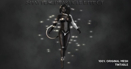 .~DN~. Shattered Particle {Tintable}