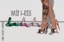 Paper.Sparrow - Mel Heels - Bubblegum