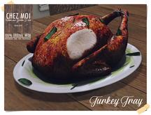 Turkey Tray ♥ CHEZ MOI