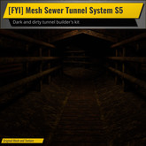 [FYI] Mesh Sewer Tunnel System S5