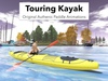 Smooth Touring Kayak With Authentic Paddle Animations!