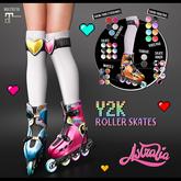 Astralia - Y2K Roller Skates (Maitreya)