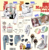 `M.BIRDIE / Marcia look-Sunglasses4