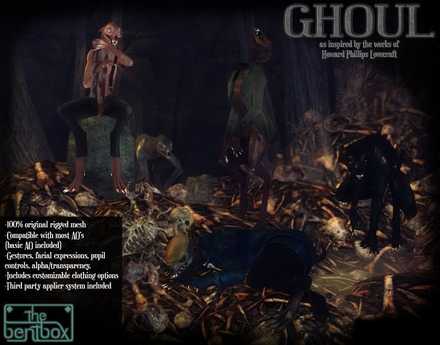 BentBox Ghoul Unpacker(wear me)