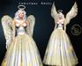 Market sec4***arisarisb w alus90 angel christmas outfit vendor