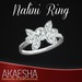 Akaesha's REALISTIC Diamond Ring (Model: Nalini)