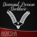 Akaesha's REALISTIC Diamond Necklace ! (Model: Passion)