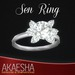 Akaesha's REALISTIC Diamond Ring (Model: Sen)