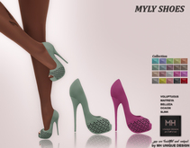 === GIFT===  MH-Myly Shoes Collection