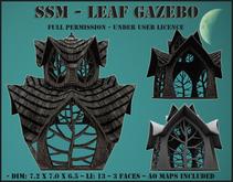 SSM - Leaf Gazebo