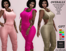 ===GIFT=== MH Overalls Collection