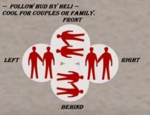 Follow Hud by Heli