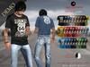A&D Clothing - T-Shirt -Route 66-  DEMOs