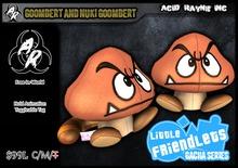 <Acid Rayne> Goombert and Nuki Goombert (Free In World!)
