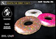 <Acid Rayne> Neapolitan Donut Floats (Free In World!)