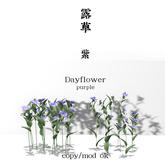 *N*Tsuyukusa Dayflower ppl
