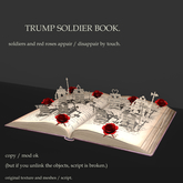 *N*Trump slodier Book <vend>