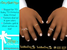 -LT-Cutesy Bento Rings {ADD ME}