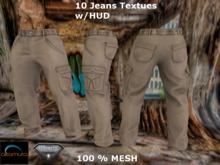 [DF] - Mesh Aesthetic & Altamura Jeans w/HUD