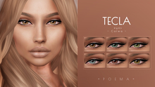 P O E M A - Tecla Eyes (wear to unpack)