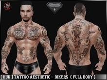 [Hud ] Tattoo Applier Aesthetic - Bikers ( Full Body )