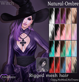 {Limerence} Witch hair-Natural Ombre
