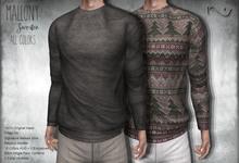 -Native Urban- Mallony Sweater All Colors