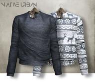 -Native Urban- Mallony Sweater Blues