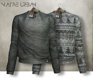 -Native Urban- Mallony Sweater Greens
