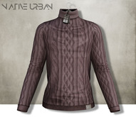 -NU- Miradors Sweater Garnet