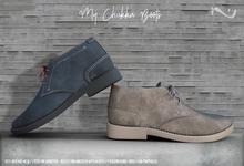 -NU- My Chukka Boots DEMO