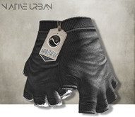 -NU- Gallagher Gloves Black