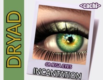 <cachi>  Incantation Eyes - Dryad