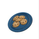 DFS Chocolate Chip Cookies X5