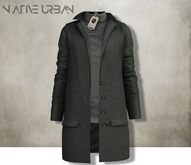 -NU- Rotterdam Coat Green