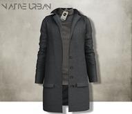 -NU- Rotterdam Coat Grey