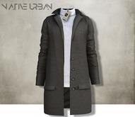 -NU- Rotterdam Coat Brown